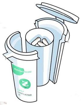 Tube-Active-Dry-Immubio-technologie