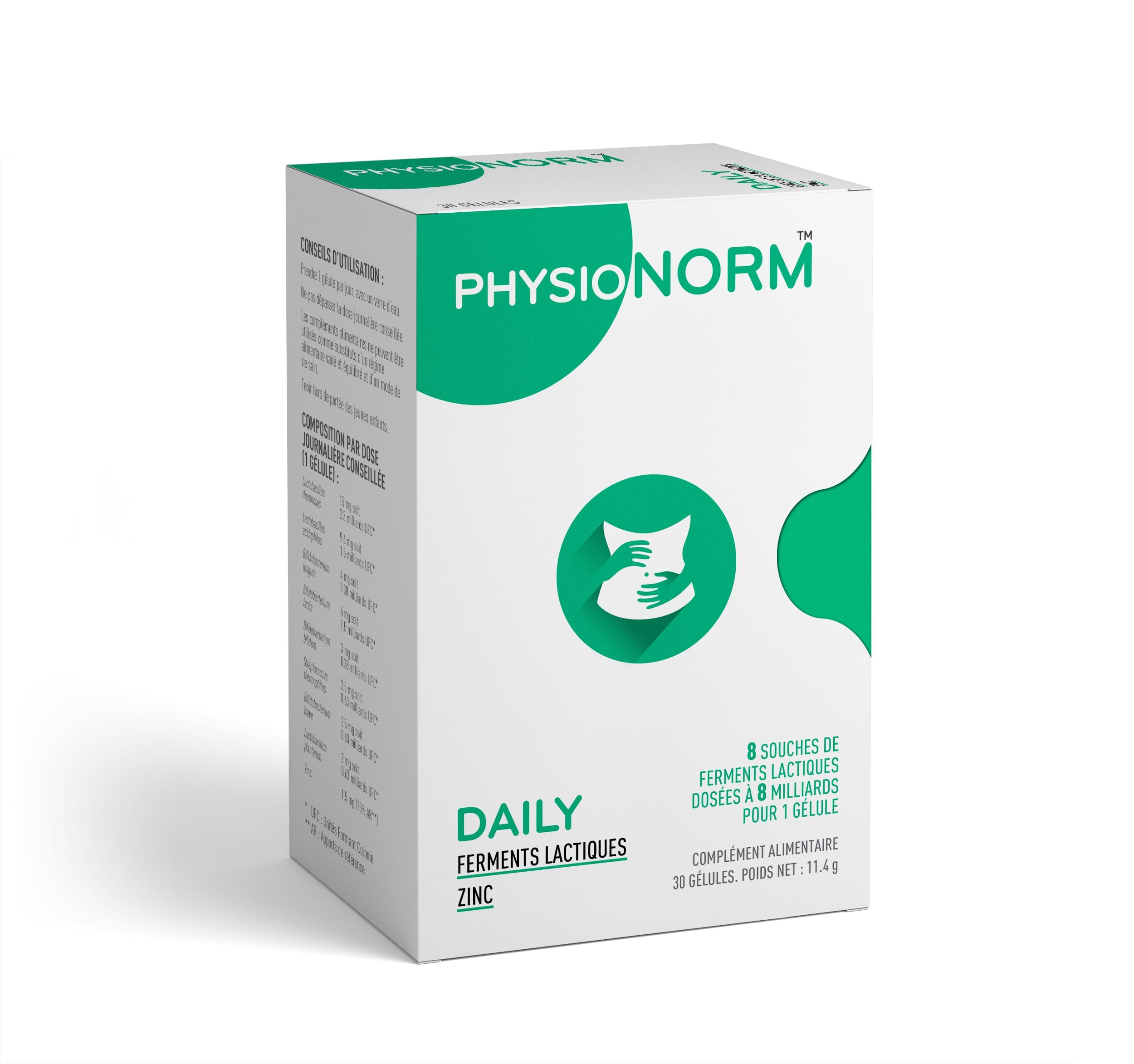 Laboratoire-Immubio-complement-alimentaire-PhysioNorm-DAILY