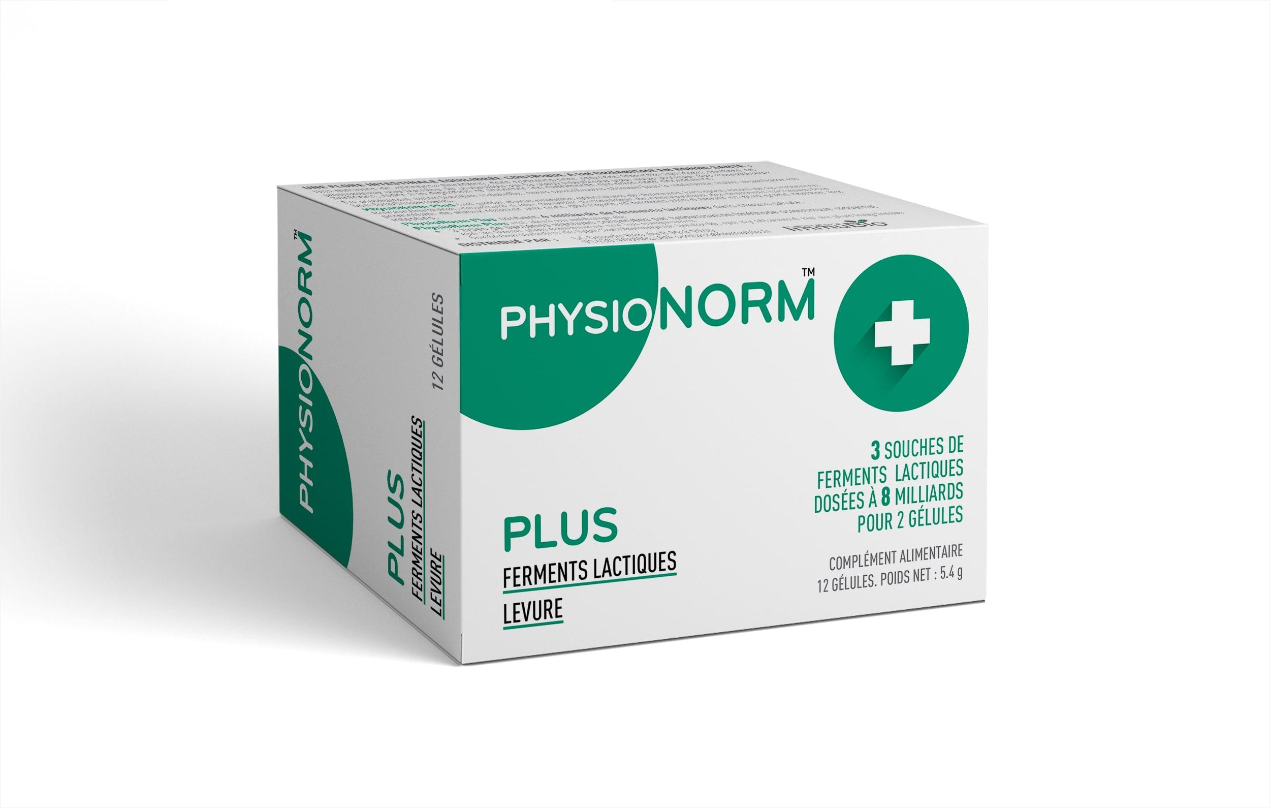 Laboratoire-Immubio-complement-alimentaire-PhysioNorm-PLUS
