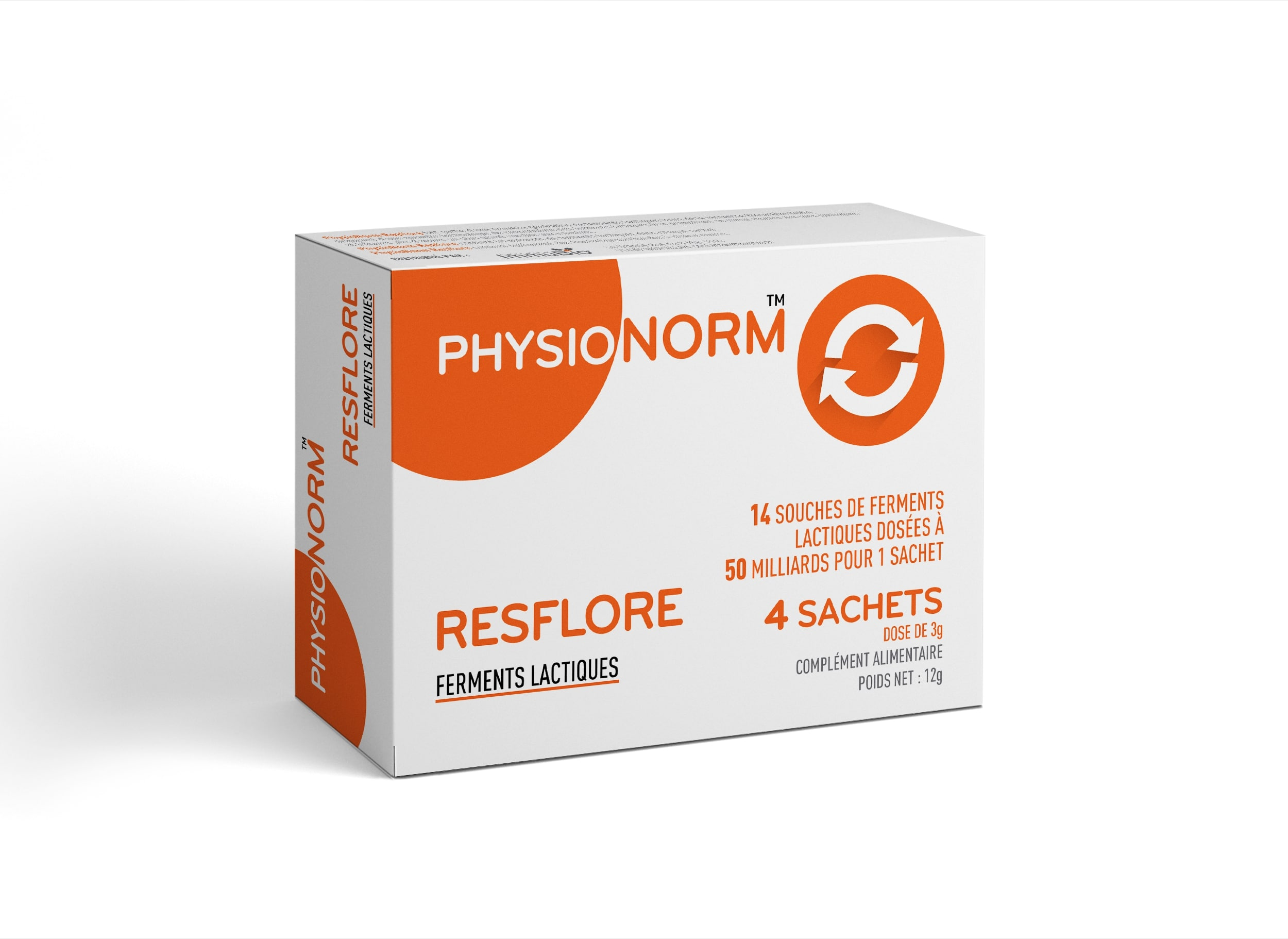 PHYSIONORM RESFLORE