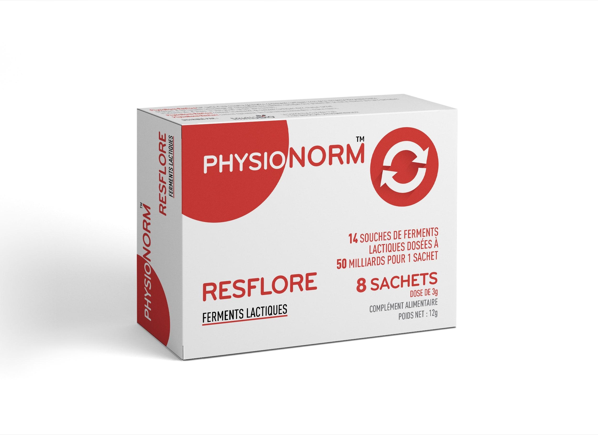 Laboratoire-Immubio-complement-alimentaire-PhysioNorm-RESFLORE-8