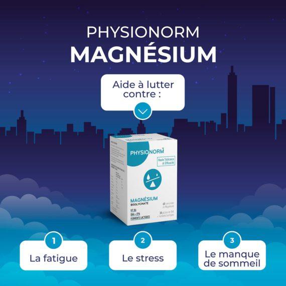 Laboratoire-immubio-Physionorm-magnesium-indication